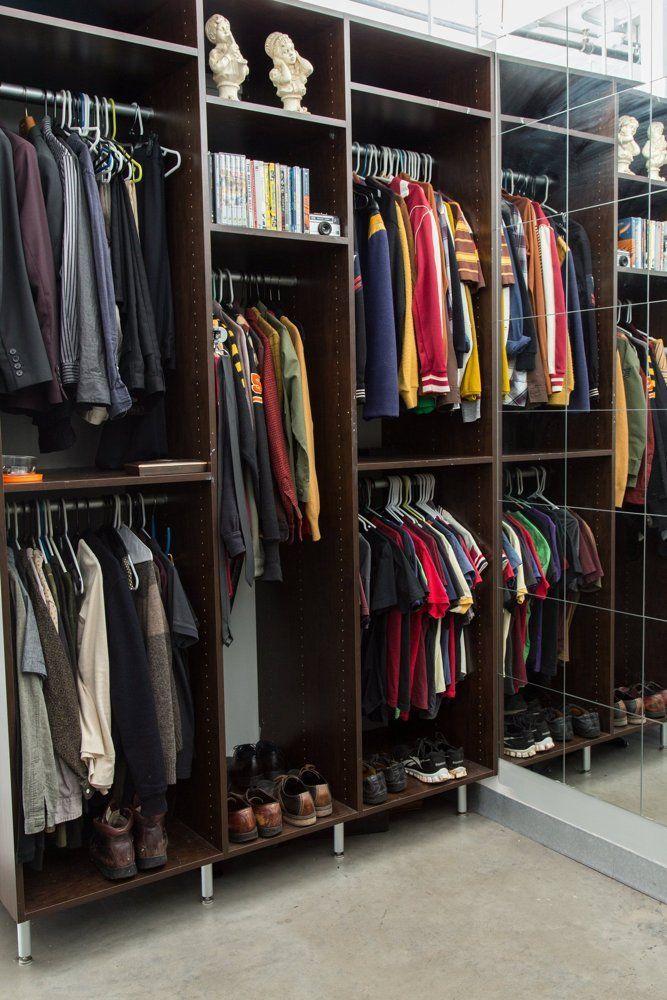 221 Best Images About Closets Amp Clothes Storage Apartment