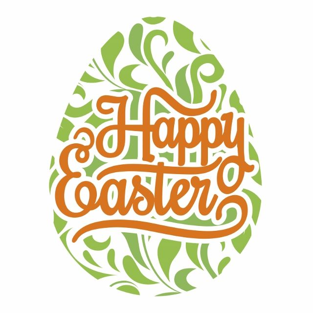 HAVE A WICKED HAPPY EASTER!