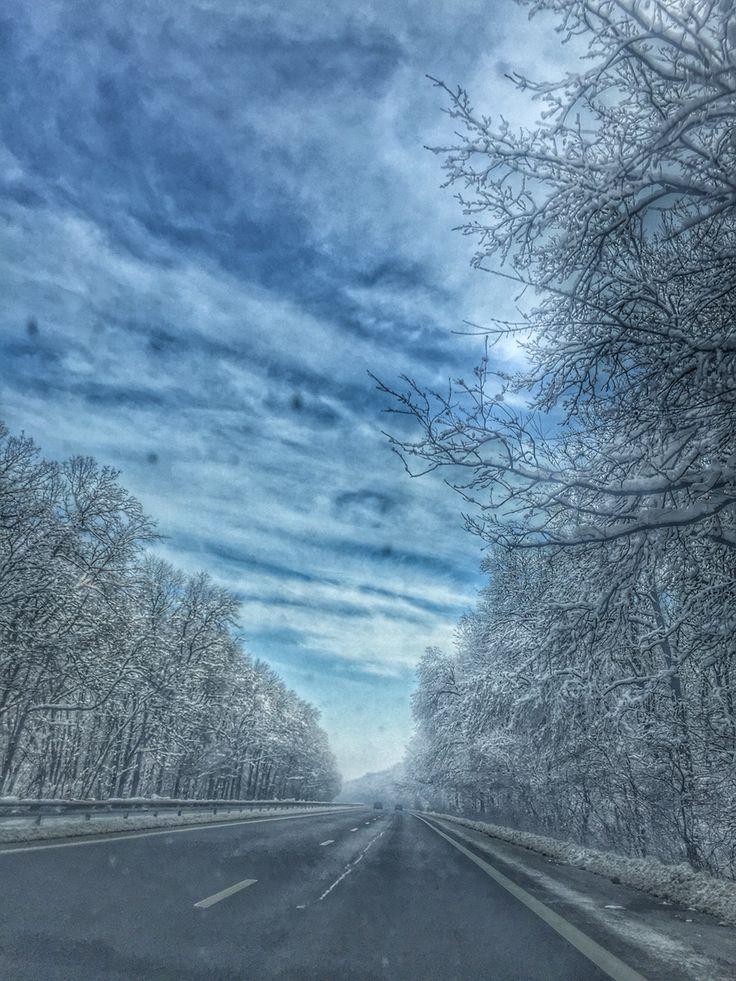 A1 Bucuresti -Pitesti, Romania