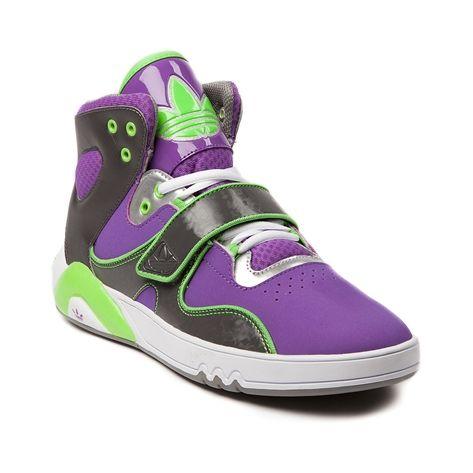 Purple Mens Shoes Journeys