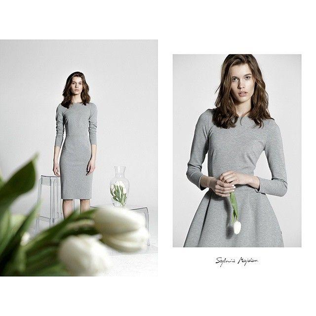Sylwia Majdan SS15 campaign #work #mywork #workinprogress #model #models #polishmodel #fashion #instafashion #clothes #polishbrand #dress #look #outfit #spring #summer #style #beautiful #brunette #skinny #love #mood #photo #sebastiancviq