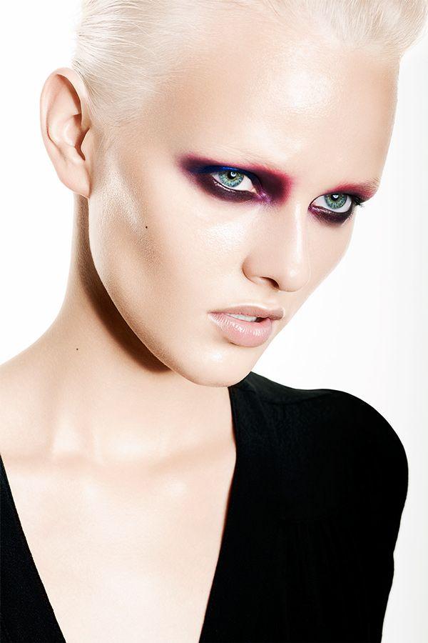 Vermilion on Makeup Arts Served