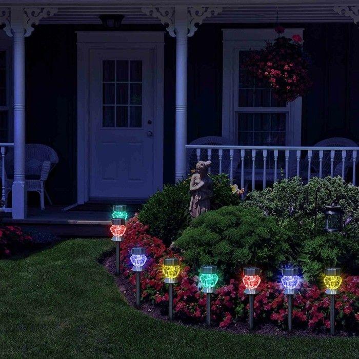 Die besten 17 ideen zu gartenleuchten auf pinterest for Gartendeko licht