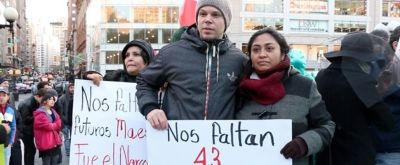 EL TUIT QUE LANZÓ CALLE 13 A ARTISTAS QUE CRITICAN PROTESTA POR ESTUDIANTES MEXICANOS EN LOS GRAMMY