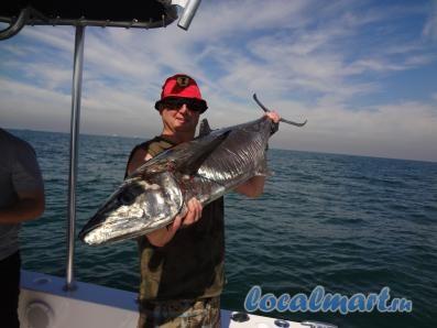 отчеты о рыбалке в калмыкии