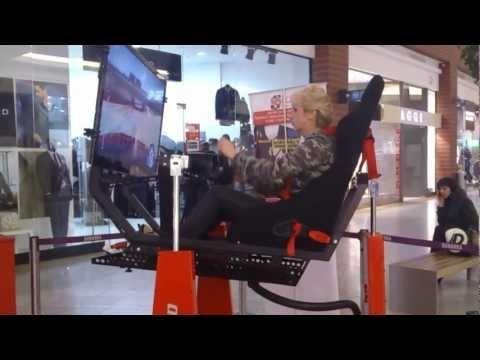 Symulator jazdy 4D FUN - jedyny taki w Małopolsce!