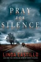 Pray for Silence | Linda Castillo.   [A coworker] said I had to check this series out and now I know why. The 2nd Kate Burkholder mystery, starring the formerly Amish police chief. What could possibly be the motive behind the slaughter of an entire Amish family? Clues in a teenage girl's journal lead to the exposure of the creepy underbelly of Painters Mill. Unforgettable. ~SK