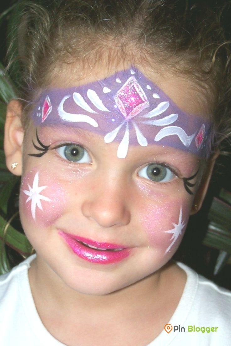 Kinderschminken Vorlagen Fur Fasching Halloween Ideen Und Tipps Fur Tolle Gesichtsbemalung Face Paintin Kinder Schminken Kinderschminken Gesichtsbemalung