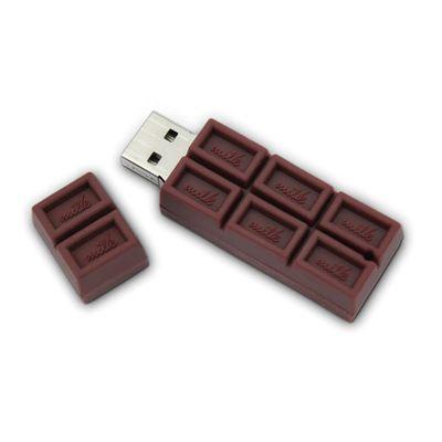 clé USB en chocolat