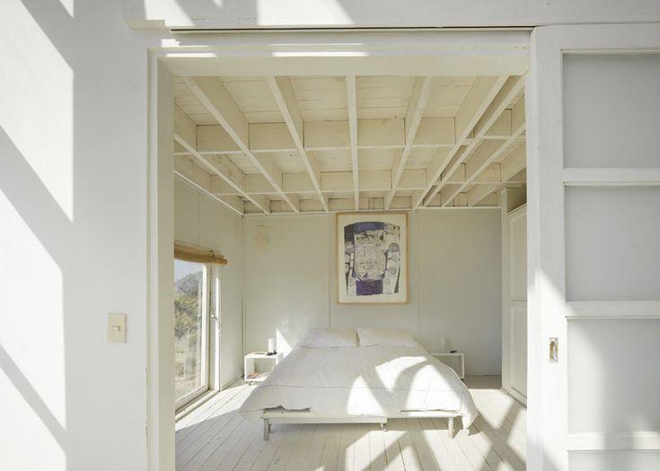 Casa Klotz in Tongo/Chile by Mathias Klotz