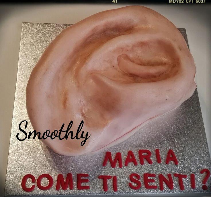 Orecchio Cake by Smoothly