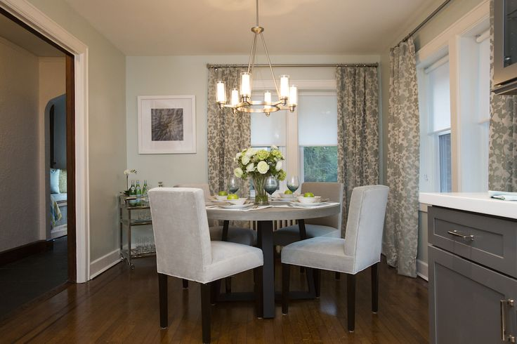 Olivia & Daniel's DINING ROOM REVEAL | Buying & Selling