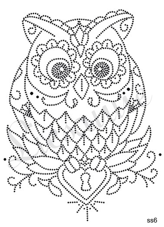 116 best dot painting/patterns images on Pinterest