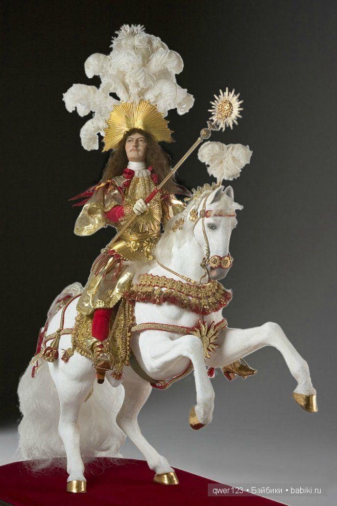 Louis XIV-the Sun King.