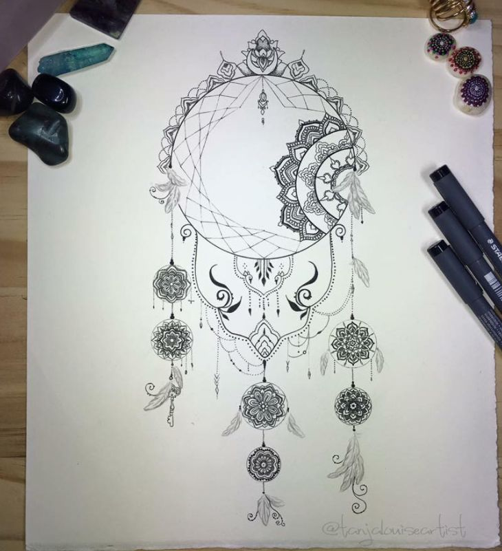 Entry by Tanja Louise for our Inked competition.