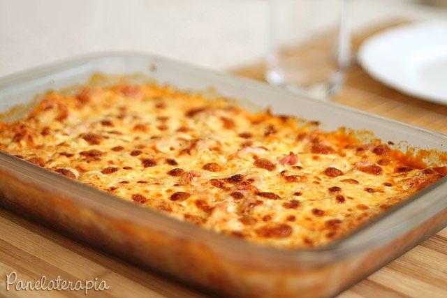 Lasanha de Macarrão Instantâneo ~ PANELATERAPIA - Blog de Culinária, Gastronomia e Receitas