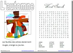French Seasons Free Packet. read more http://www.classroomfreebiestoo.com/2012/04/french-seasons-free-packet.html