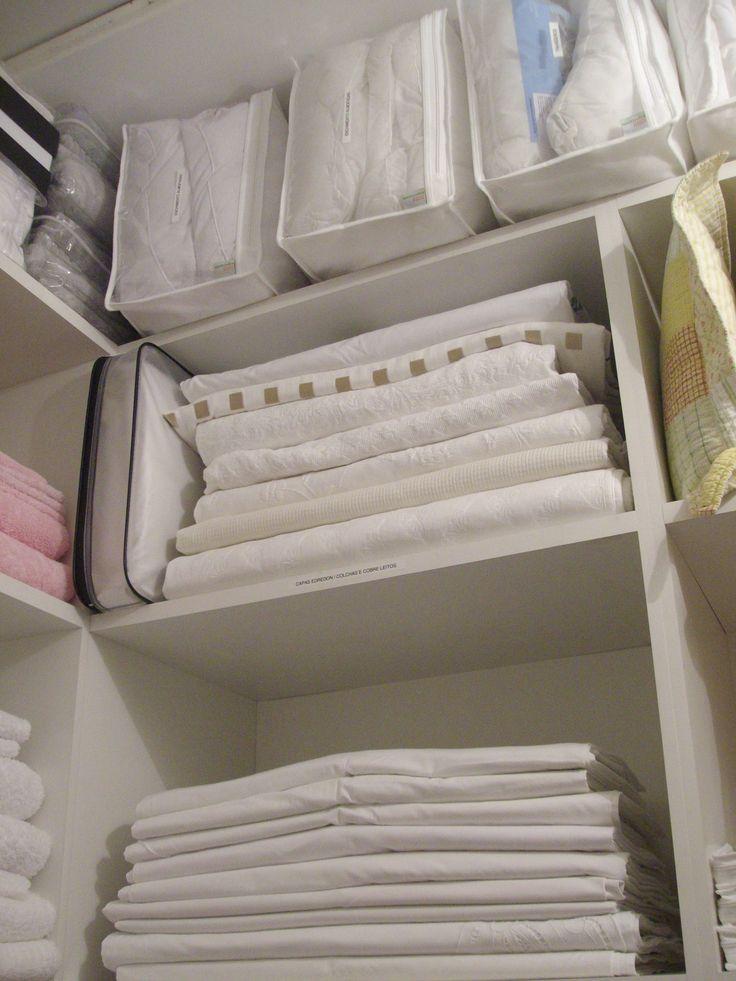 Organização de rouparia