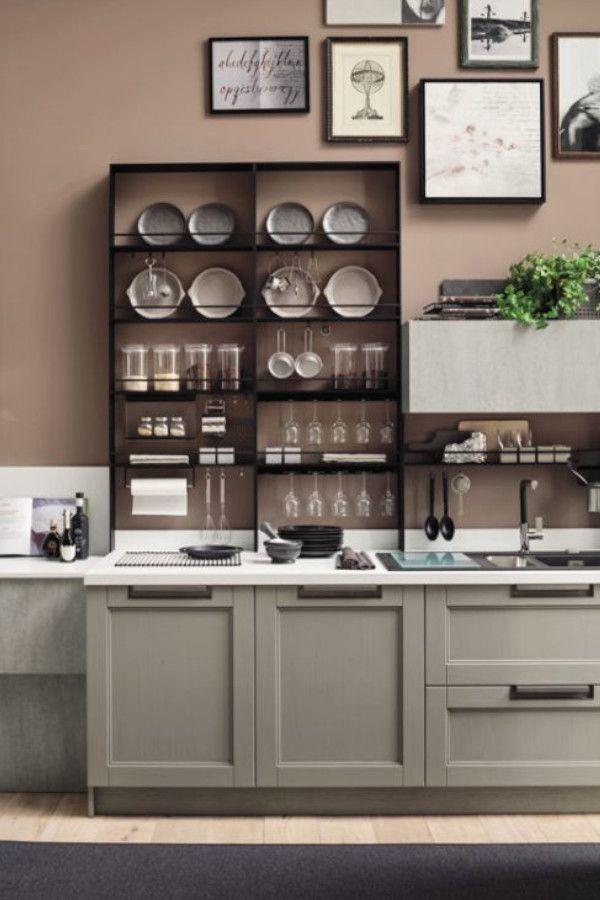 IMAC #arredamenti oggi propone Eva, la #cucina classica by ...