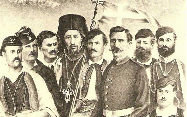 MACEDONIAN REVOLUTION OF FEBRUARY 1878 The 3rd attempt by Greek Revolutionaries to Liberate #Macedonia after 1821 & 1854 Although Macedonia remained outside Greece's borders, the revolution was vital in the eventual union of Macedonia into the Greek state in the coming years