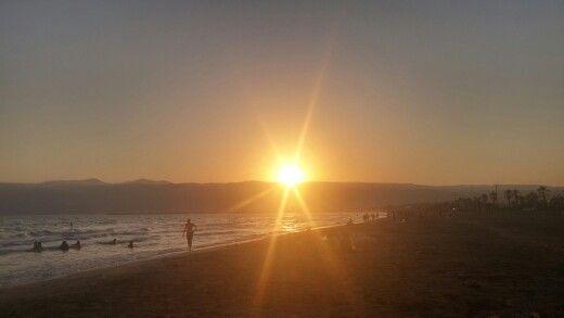 Akdeniz bir günü daha bitiriyor..