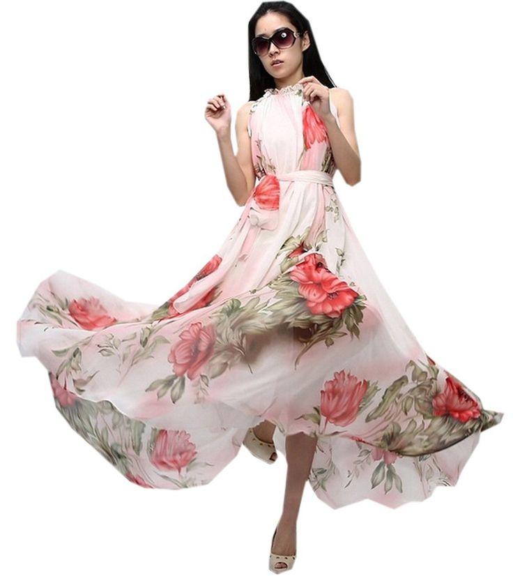 Bestal Women S Maxi Skirt One Piece Dress Beach Long Dress