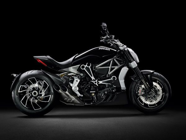 Ducati takes the wraps off the new Diavel, which features a host of updates to make the firm's straight-line demon even more formidable.