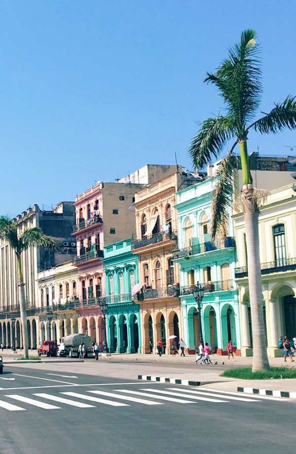 For the fashion set, Cuba is very in right now thanks to an ease intravel restrictions—you may recall it served as the backdrop forChanel's Cruise 2017 show. Fresh off atrip to the storied city, Nicole Najafi of Industry Standard (one of our favorite under-the-radar denim lines) isa gold mine of intel for navigating the Cuban capital. Here, her recommendations for what to see, do and pack for a trip to Havana.
