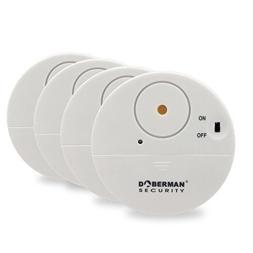 Save on Doberman Security Ultra-Slim Design Security Alarm White (SE-0106W-4PK) and more  Save on Doberman Security Ultra-Slim Design Security Alarm White (SE-0106W-4PK) and more  Expires Aug 30 2017