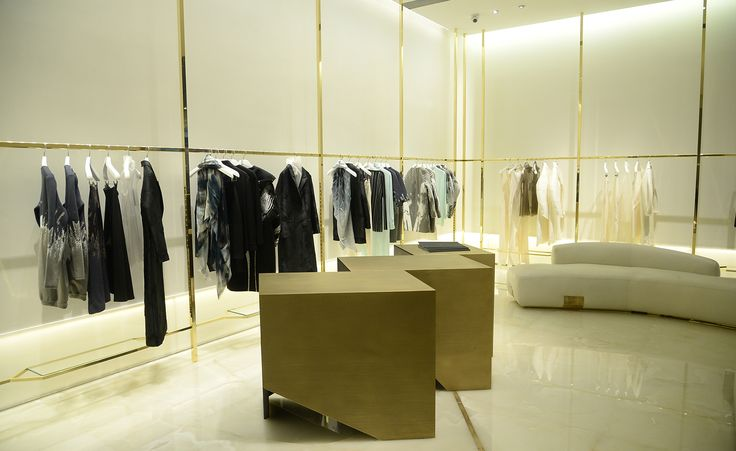 Krizia joins forces with Vincenzo De Cotiis for a stark new store blueprint