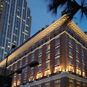 Historic Battlehouse Hotel In Downtown Mobile Alabama Hosted President Woodrow Wilson