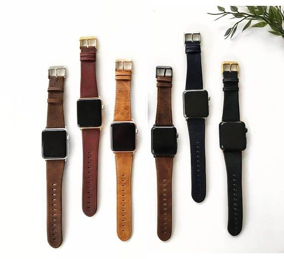 Apple watch band, Apple watch leather, Apple watch band 42mm, Apple Watch Strap, apple watch series 5, Wearable tech, apple watch band 38mm