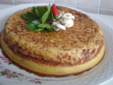 ... frittata aromatica 2 1 insalata di orzo e frittata aromatica