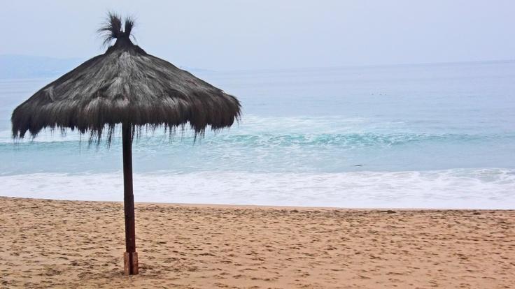 Un fin de semana de playa tranqui