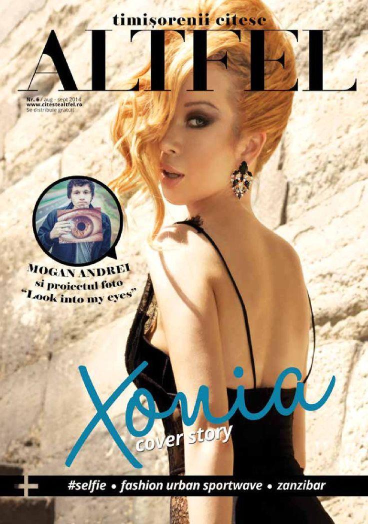 Revista Altfel August - September 2014, Altfel magazine