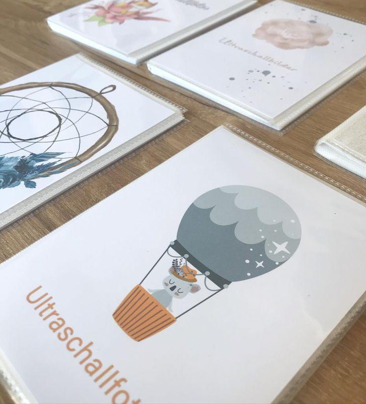 Fotoalbum Für Ultraschallbilder