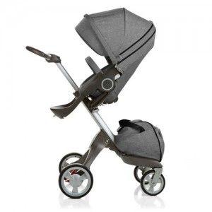 Kinderwagen im Test: Stokke Xplory #baby