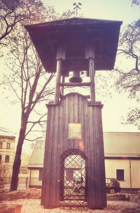 szlaki i bezdroża: Tarnowskie Góry - Dzwonnica Gwarków