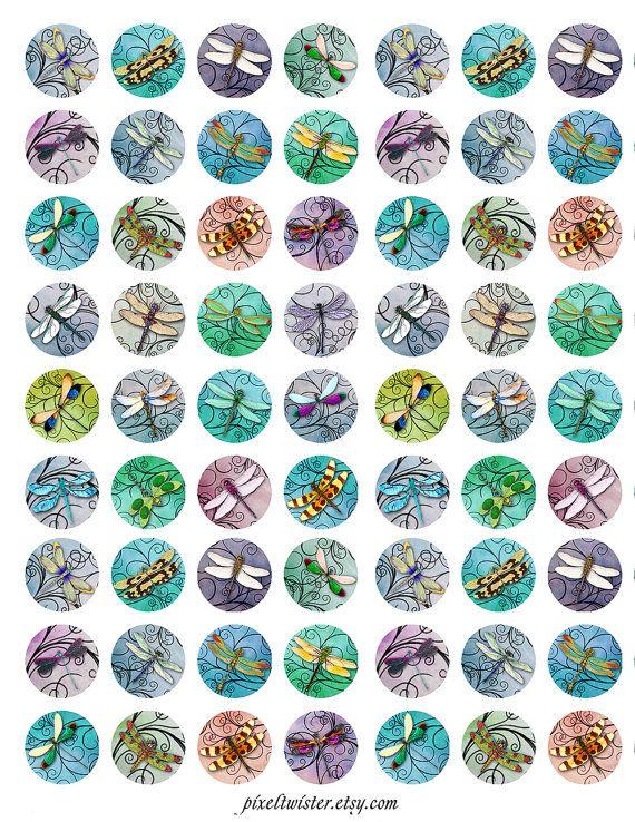 Libélulas y remolinos sobre papel acuarela Pastel (C-1)  DESCARGA INMEDIATA!  Los archivos están disponibles para descargar inmediatamente después del pago Estos son archivos digitales de la impresión  DESCRIPCIÓN DEL ARTÍCULO: imágenes de 63 x 1 imágenes de 48 x 1,25 pulgadas (1 1/4) 24 x 1,50(1/2 de 1) imágenes Tres 3 páginas - 300 dpi, formato jpg  Ajustes de papel tamaño 8.5 x 11 (o internacional tamaño A4) al imprimir  Estas imágenes se pueden utilizar para centros de arco de pelo…