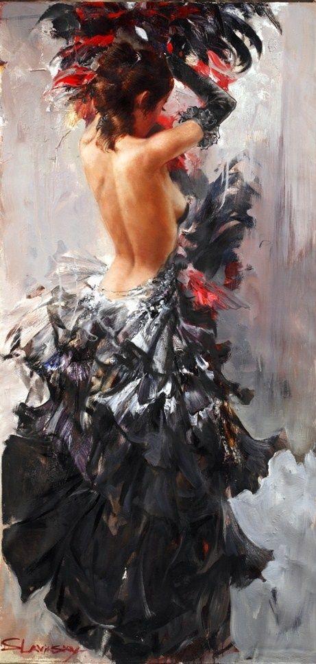 Artworks by Ivan Slavinsky (147 работ)