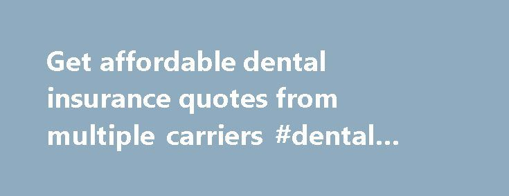 Insurance Plans Dental Insurance Plans Quotes Amazing Dental Insurance Quotes
