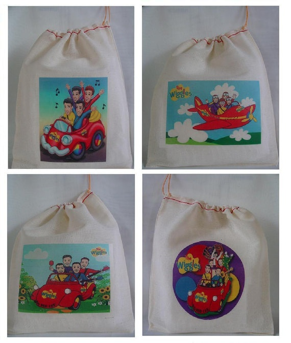 Wiggles Goody Bags