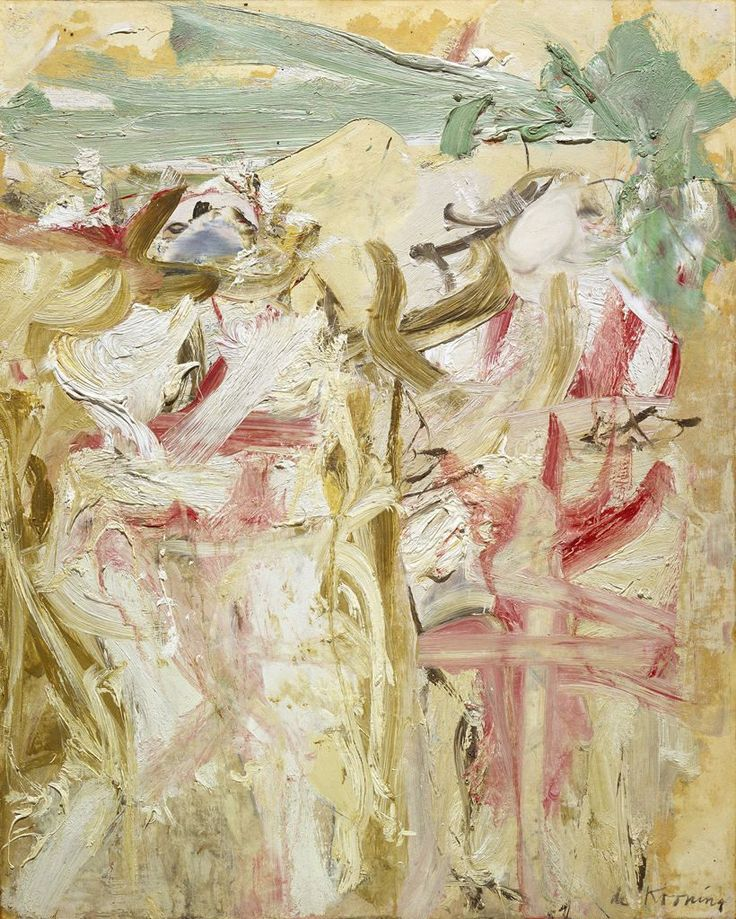 willem de kooning and abstract expressionism essay Willem de kooning: willem de kooning, dutch-born american painter who was one of the leading exponents of abstract expressionism, particularly the form known as.