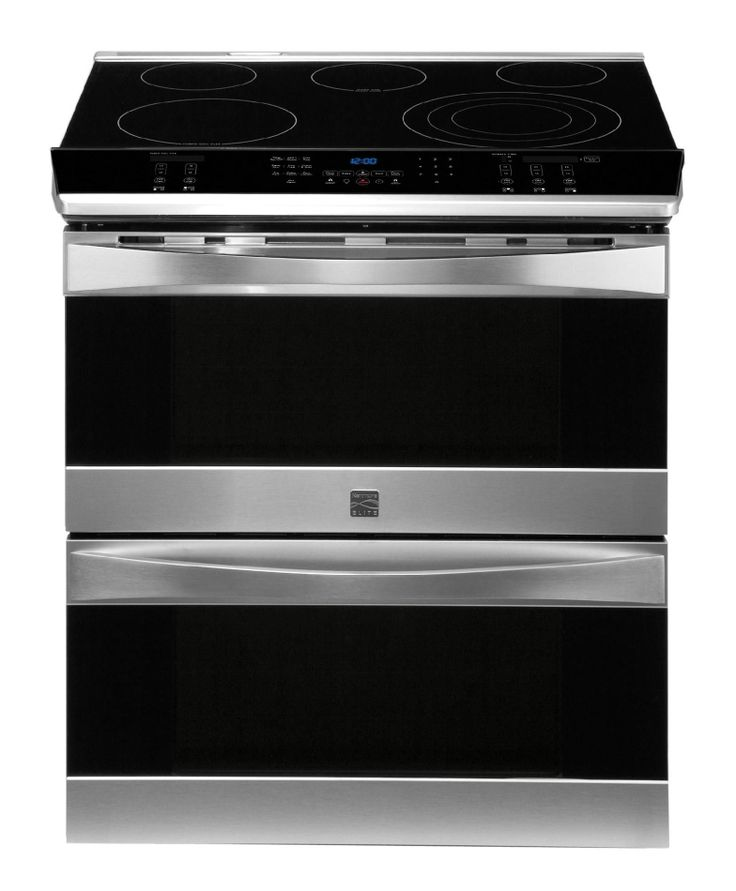 Kenmore Countertop Stove : ... range hood and a counter top microwave. Life expectancy on the wave