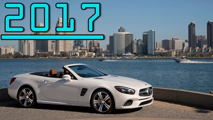 ►2017 Mercedes-Benz SL-class V6 RWD New 7 or 9G Tronic Speed Automatic F...