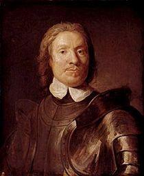 Oliver Cromwell colui che diresse la rivolta