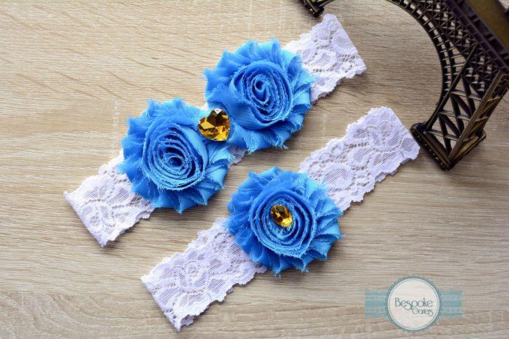 Lace Garter - Handmade By BespokeGarters by BespokeGarters on Etsy