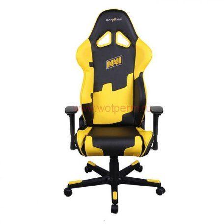 Компьютерное кресло DXRacer серия Racing OH/RE21/NY/NAVI купить в магазине WoT Perm 36 800 руб. - ➤Доставка по России. ➤Скидки и акции. ➤Золото WoT в подарок.