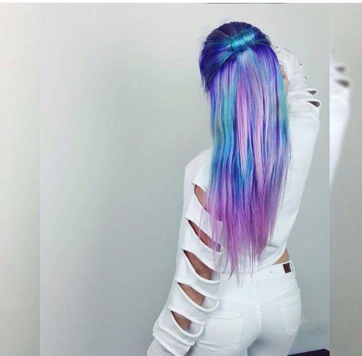 Bibis neue Galaxy Haare  (Bibisbeautypalace)