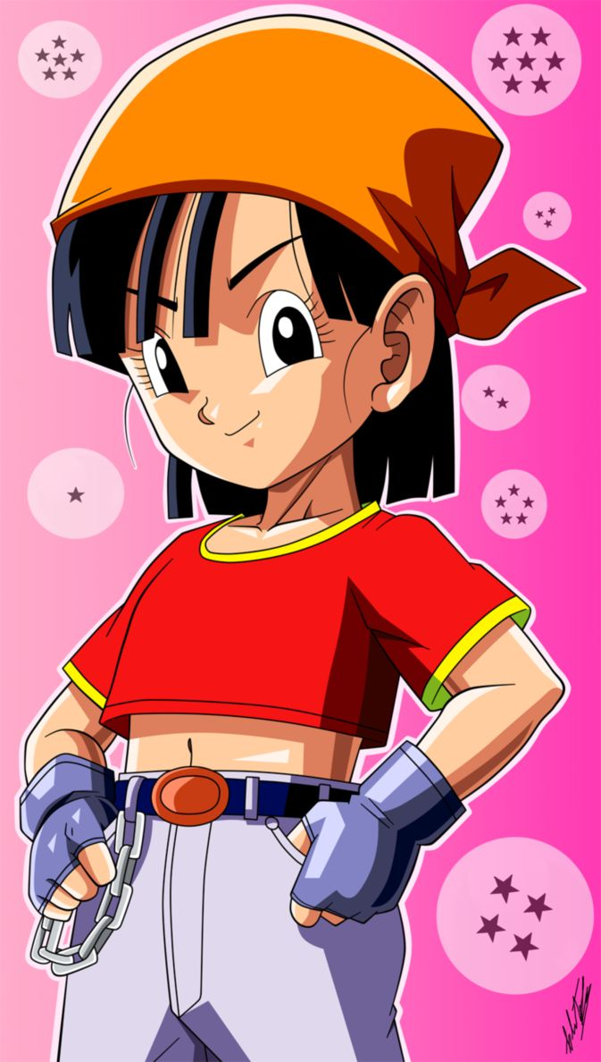 Dragon Ball GT .Pan. by Krizeii on DeviantArt | Dragon ...